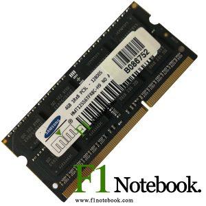 رم لپ تاپ 1600 DDR3L PC3L 12800S MHz ظرفیت 4 گیگابایت
