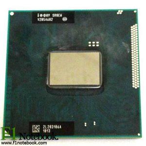 سی پی یو لپ تاپ CPU Intel Celeron B800